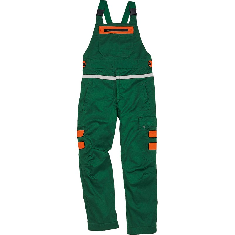 Cotte bretelle bucheron erable 3 workstore - Pantalon de bucheron ...