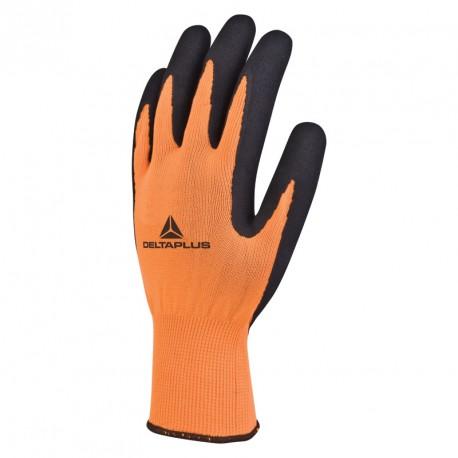 gants pes orange latex noir workstore. Black Bedroom Furniture Sets. Home Design Ideas
