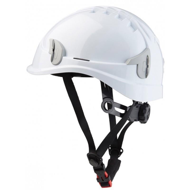 casque de chantier monteur alpin avec jugulaire 4 points workstore. Black Bedroom Furniture Sets. Home Design Ideas